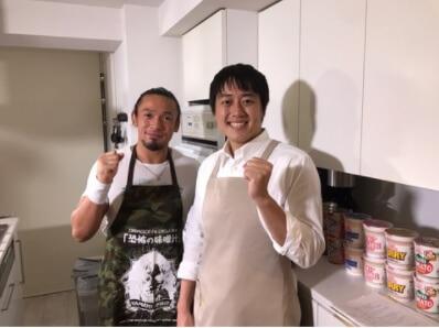 YAMATOのナルシストタイムが話題!料理の腕前は?