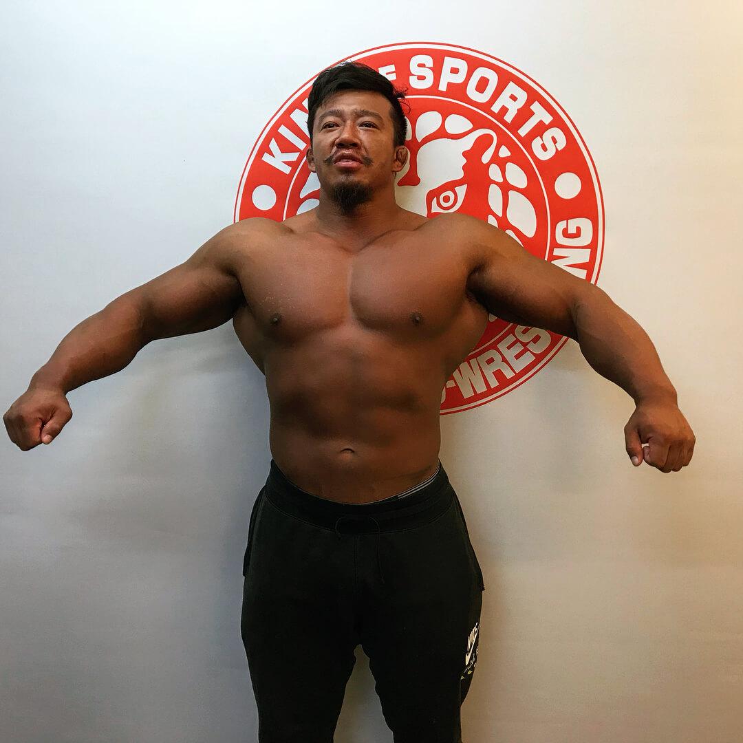 獣 筋肉 続く!と話題の「オンラインパーソナルトレーニング」 [筋トレ・筋肉トレーニング]