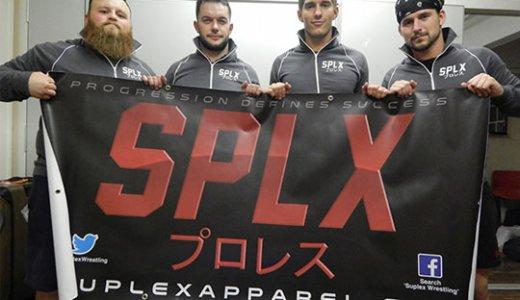 SPLXプロレスとはアパレルブランド!レイミステリオも参加!