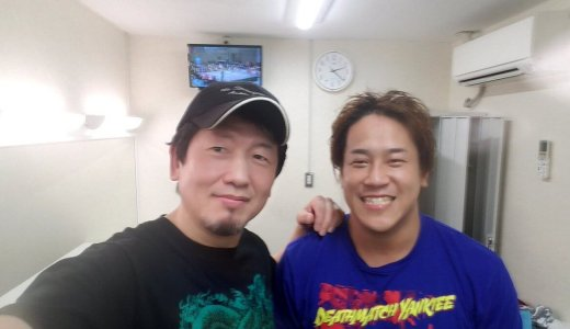 高橋ヒロムのイニシャルKは金本浩二!新日本プロレス参戦の可能性は?
